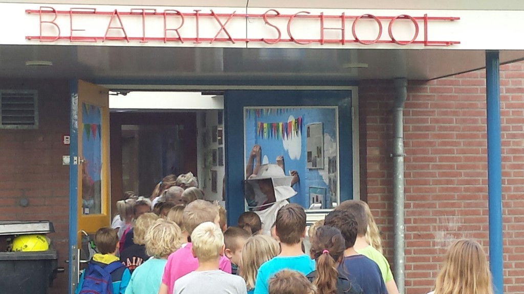 start schooljaar Beatrixschool 1