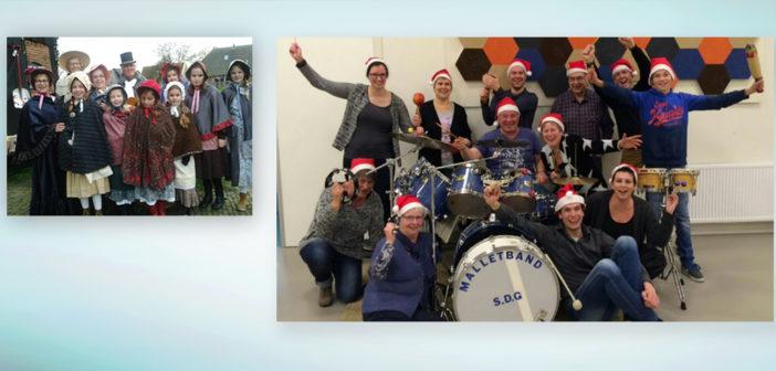 Gezamenlijk concert Decembersfeer met Kerst en meer